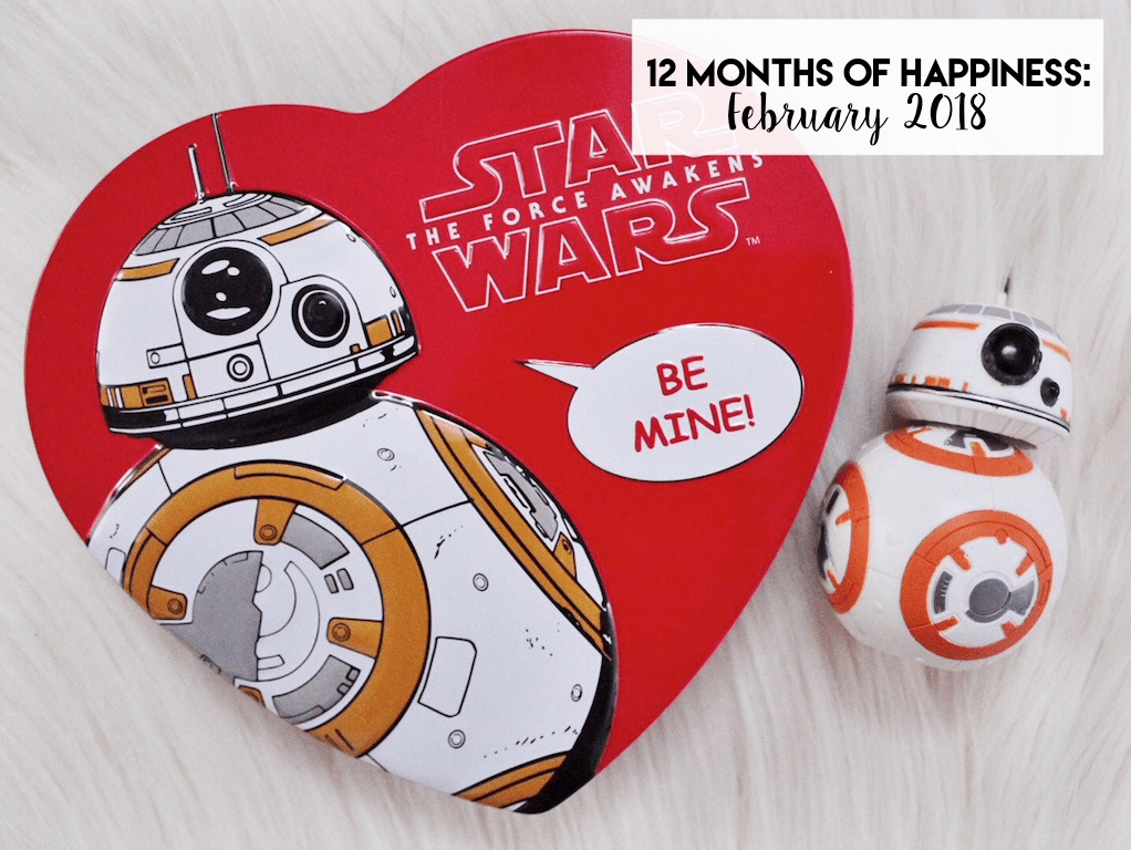 12 Months Of Happiness February 2018 Simply Sinova