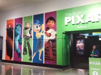 The Science Behind Pixar at The Museum of Science and ...