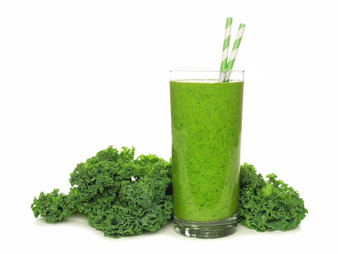 The Very Best Green Smoothie