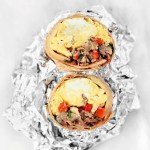 Freezer-Friendly Breakfast Burritosare simple to make, requiring just 8 ingredients. Easy to make,simple to customize and perfect for hectic, chaotic weekday mornings.