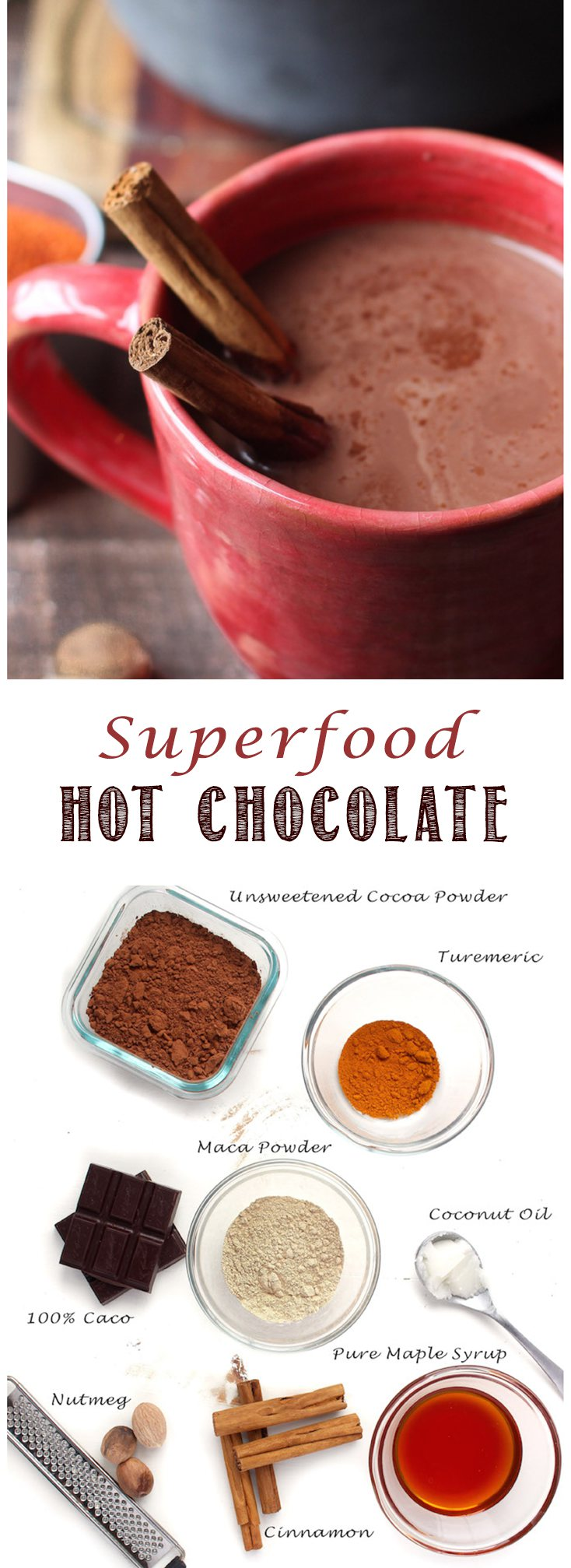 Superfood Hot Chocolate