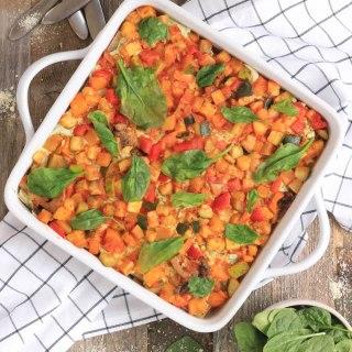 Vegan Summer Veggie Lasagna