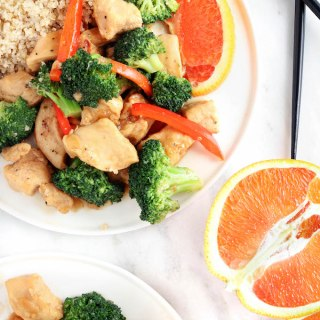 30-Minute General Tso's Orange Chicken