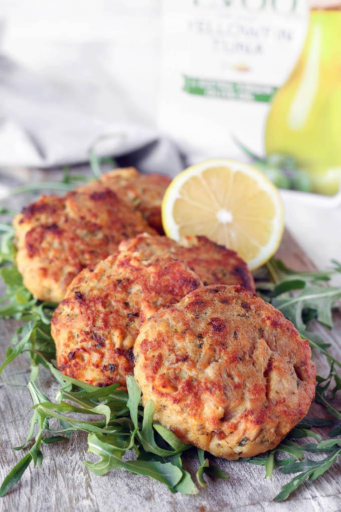 Starkist Tuna Cakes