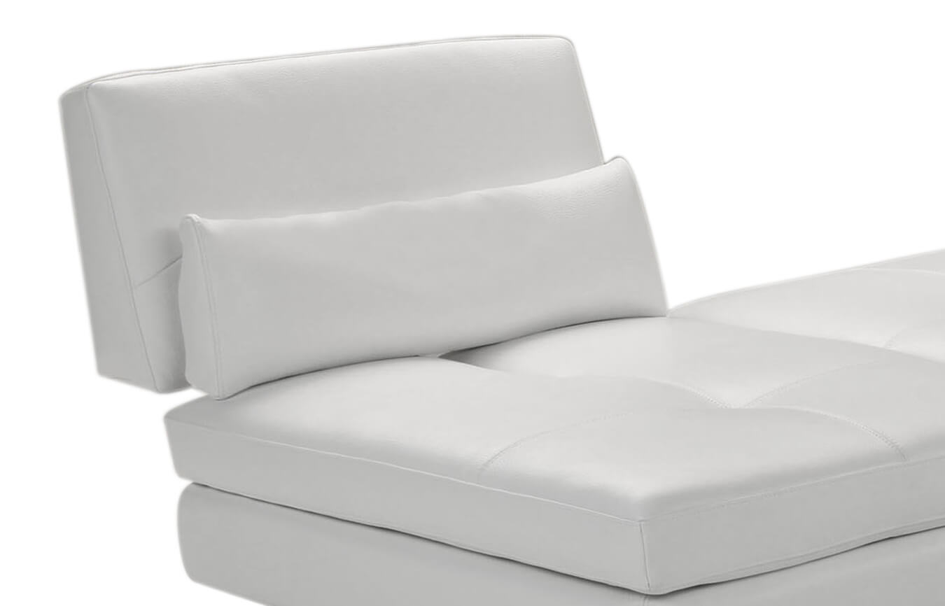 l shaped sofa designs pune inflatable single seater air footrest serena white leather sectional sofas bengaluru