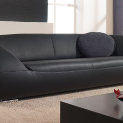 Deep Leather Sectional Sofa Cheap Black Corner Koinor Pearl - Designer Red Sofas|coimbatore ...