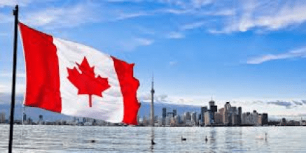 Canadian Home Searches Spike.