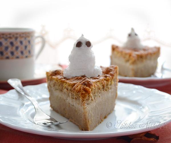 PUMPKIN MAGIC CAKE