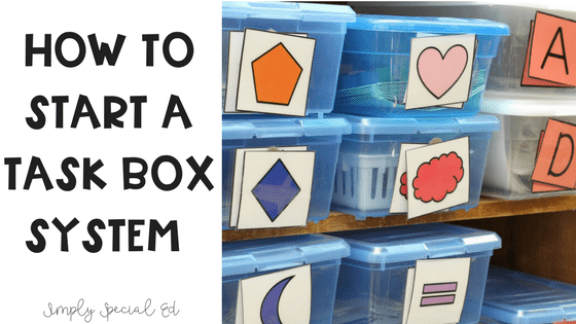 How To Start A Task Box System