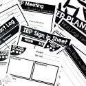 How to Plan for IEPs