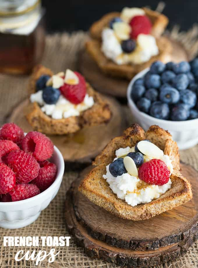 French Toast Cups Recipe Simply Stacie