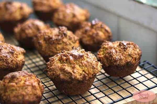 Xyla Review Sweet Potato Amp Five Spice Muffins Recipe