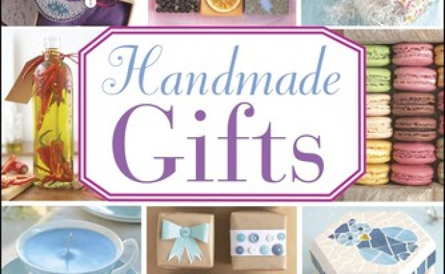 Book Review Handmade Gifts Simply Stacie