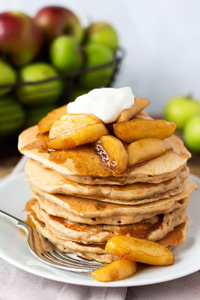 Apple Pie Pancake