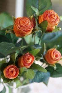 fathers day gift ideas bacon bouquet