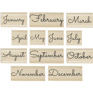 Monthly Goals for 2019