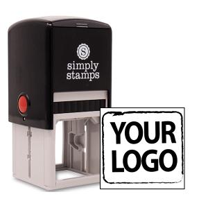 self-inking logo stamps