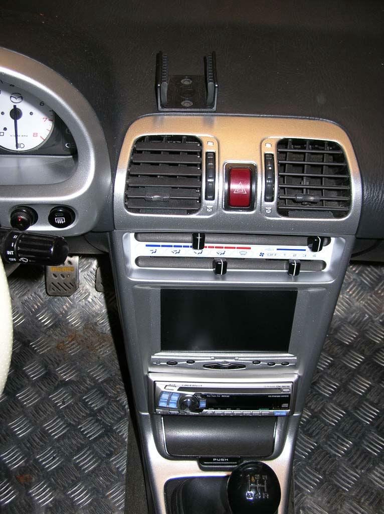 Custom console