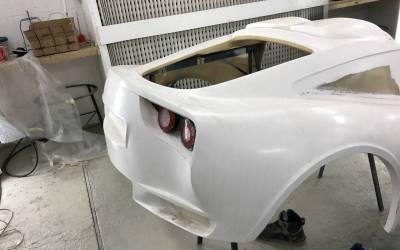 Taillight concept SPR1