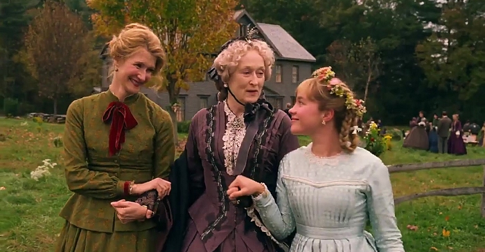 Image result for meryl streep and laura dern little women