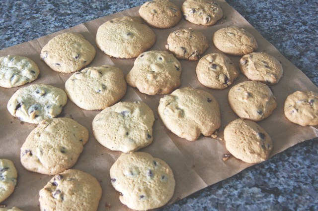 Simply Chocolate Chip Cookies