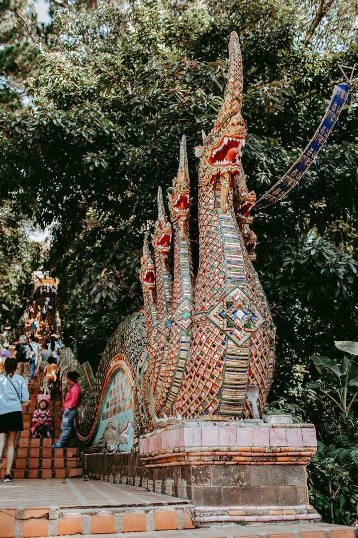 Kao Doi, Chiang Mai, Thailand