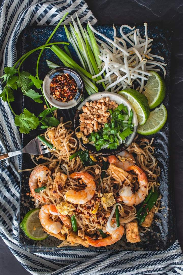 Authentic Pad Thai recipe #padthai #padthairecipe #authenticpadthai