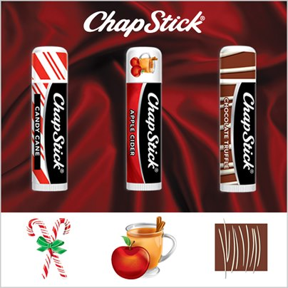 Christmas Chapstick