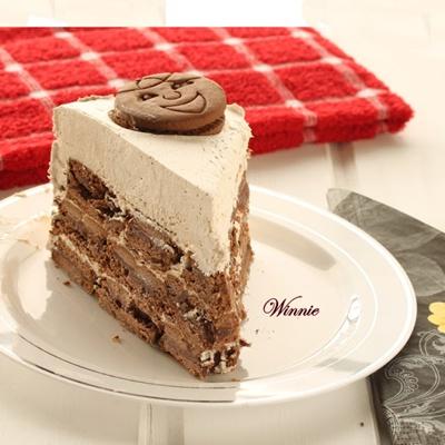Oreo Cream Cake