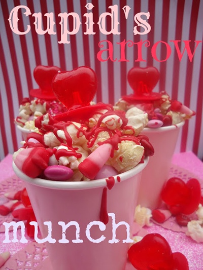 cupids arrow munch