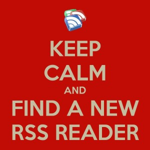 RSS Reader Sign
