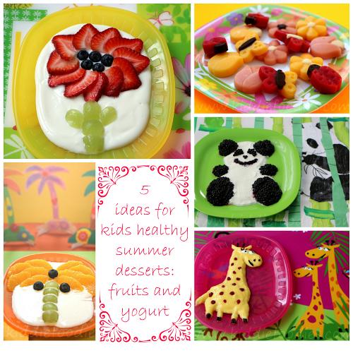 5 Healthy Summer Desserts