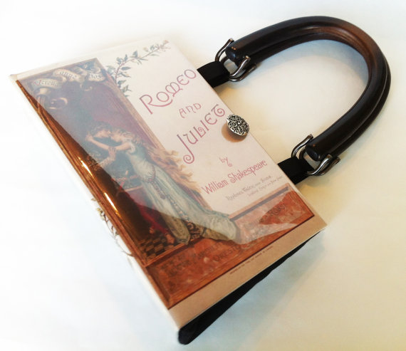Romeo and Juliet Purse