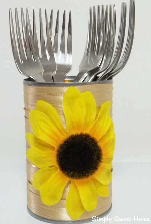 Utensil Holder Craft