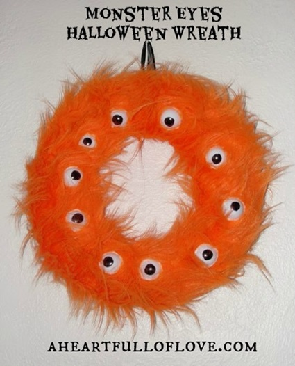 Fall-Halloween Wreath 1