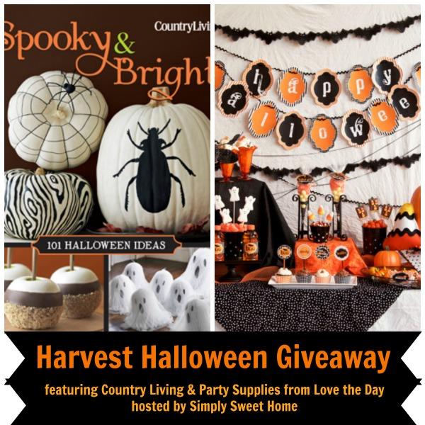 Harvest Halloween Prize