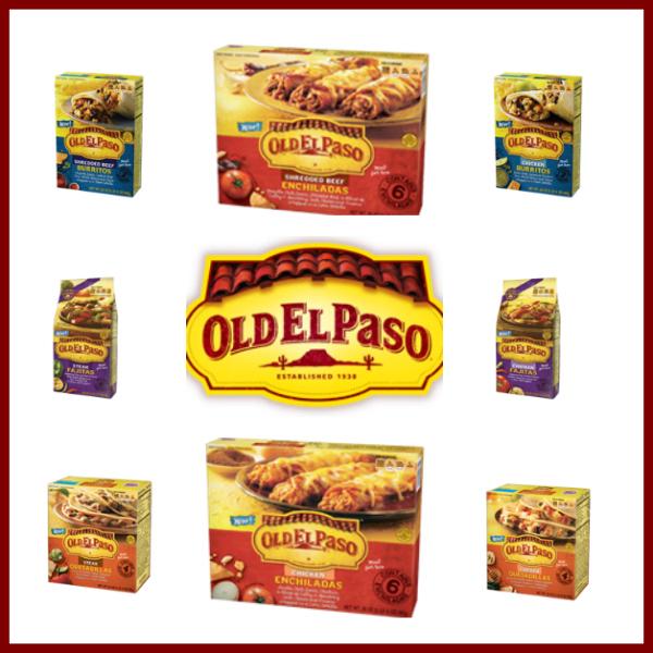 Old El Paso Frozen Products
