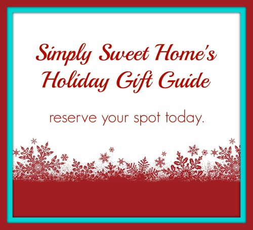 SSH Holiday Gift Guide Reserve