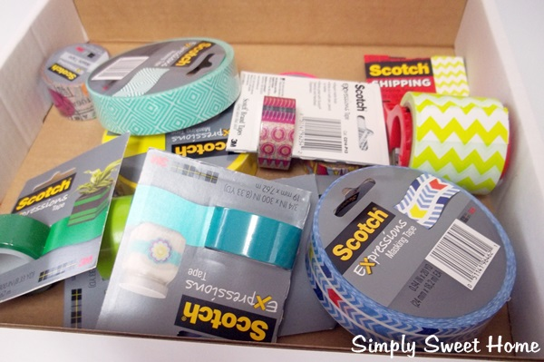Gift Wrapping Tapes
