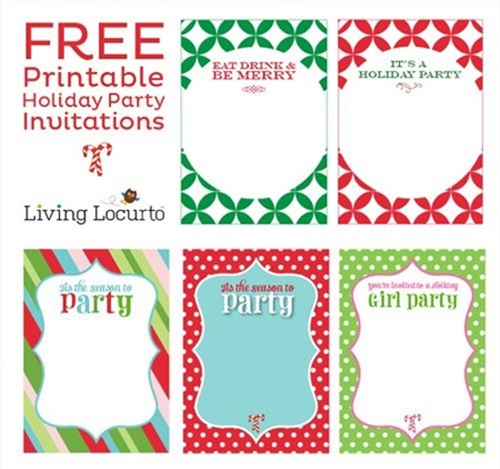 picture about Free Printable Holiday Tags named Free of charge Printable Holiday vacation Tags, Recipe Playing cards far more! - Basically