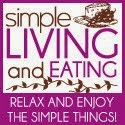 Simple Living and Eating
