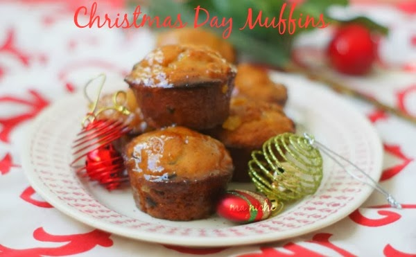 Christmas Day Muffins
