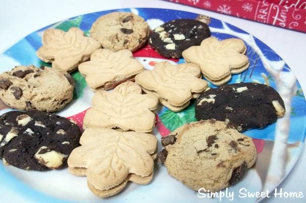 Gold Emblem Cookies