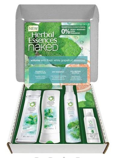 Herbal Essences Box Set
