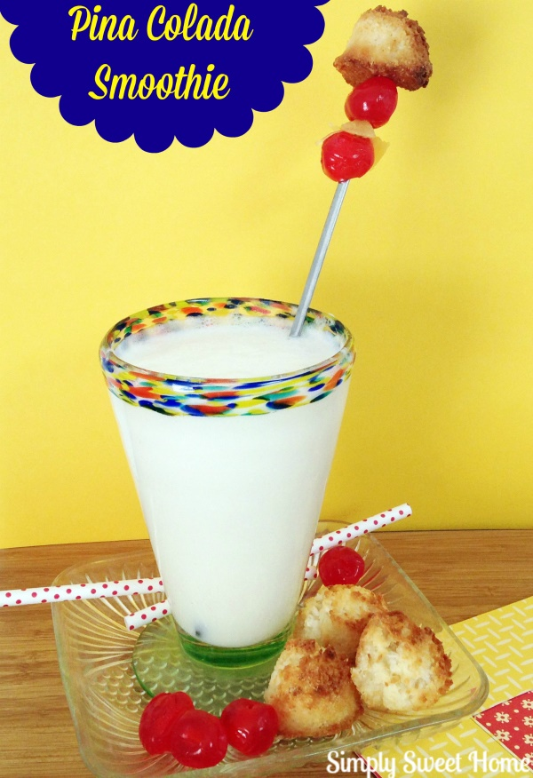 Pina Colada Smoothies
