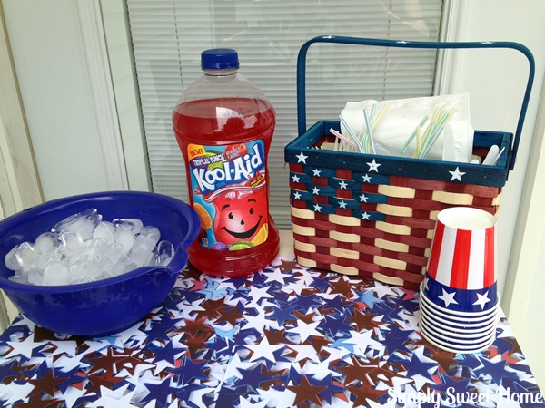 Kool-Aid Drink Cart 2