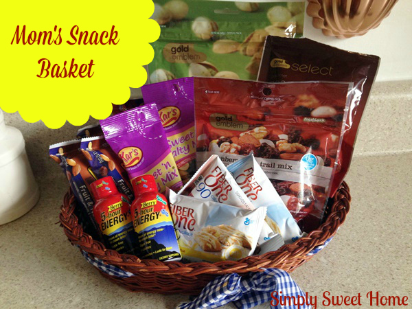 Moms Snack Basket