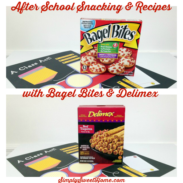 After School Snacking and Recipes