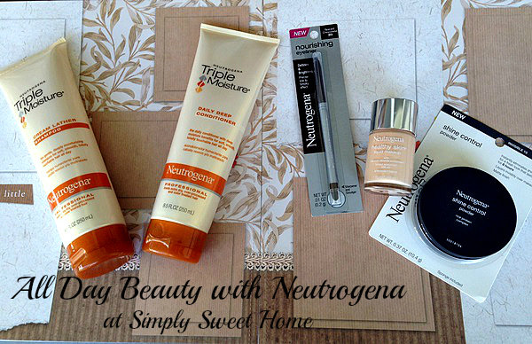 All Day Beauty with Neutrogena