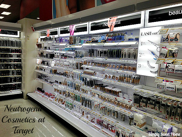 Neutrogena at Target